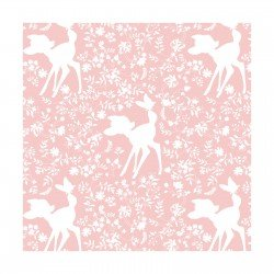Bambi - Silhouette - Pink