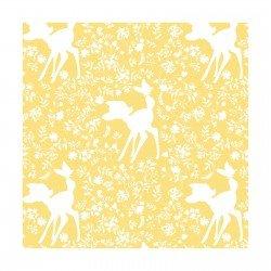 Bambi - Silhouette - Yellow