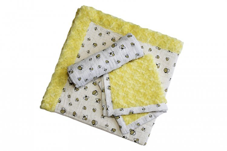 Honey Bun - Shannon Fabrics