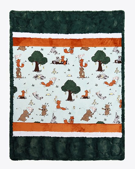 Cuddle Kit Picture Perfect Kritter Gitter (38x58)