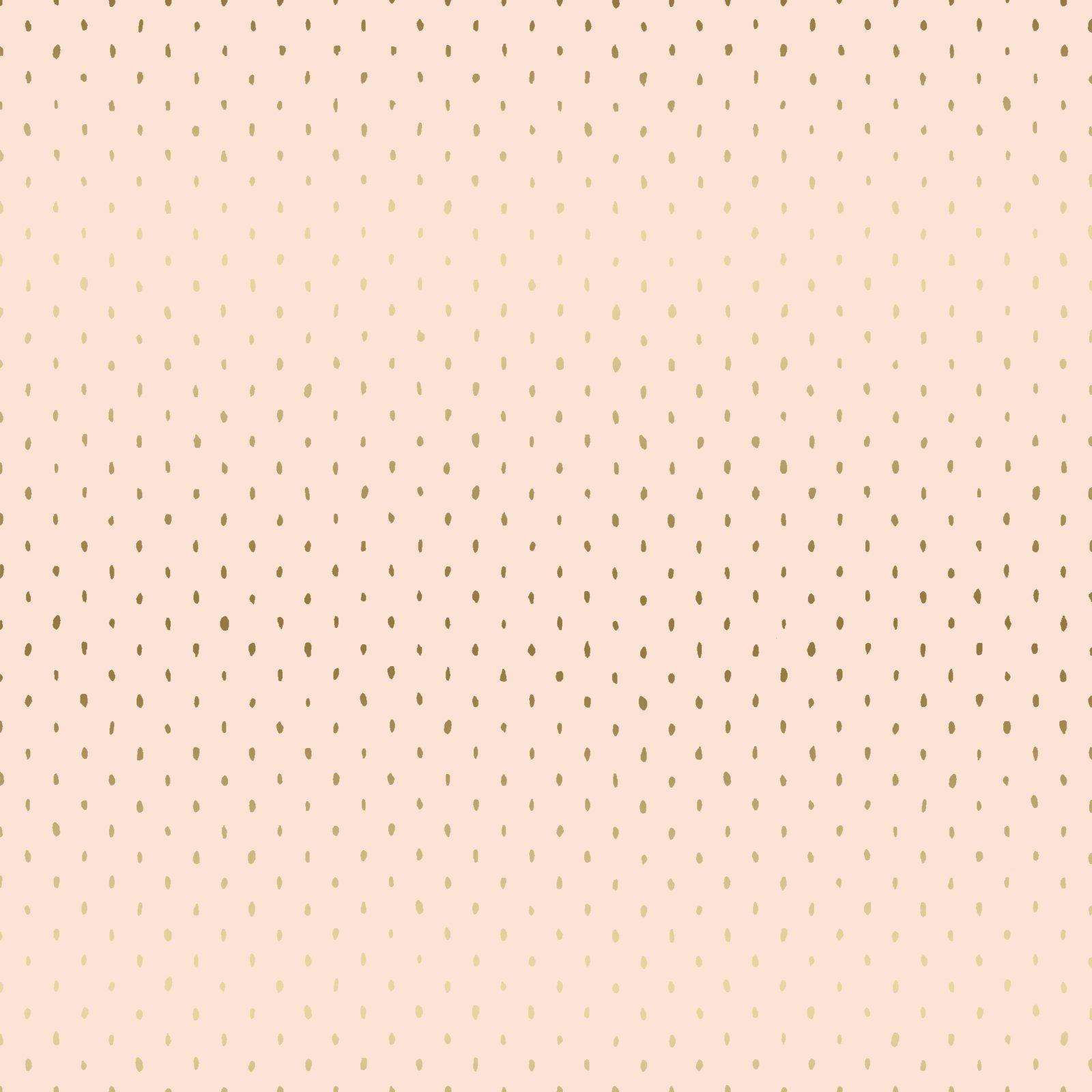 Stitch and Repeat - Blush Metallic