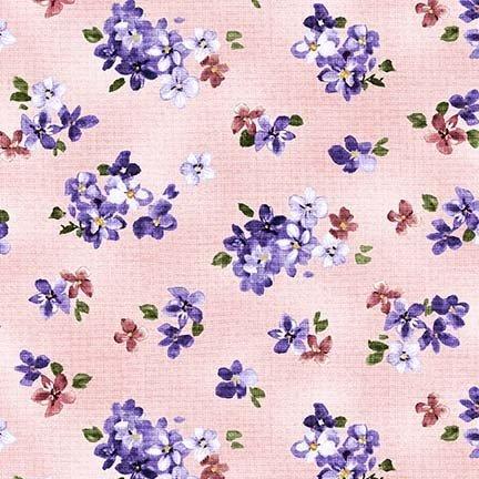 Fragrant Roses Violet Sachet Pink