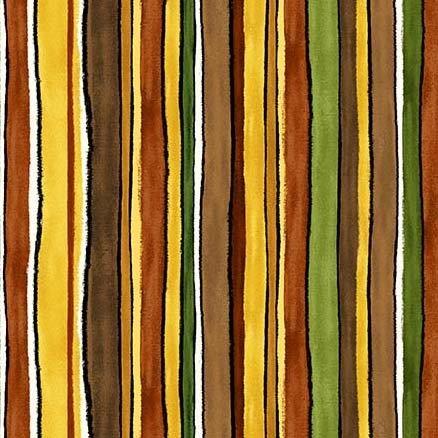 Grateful Autumnal Stripe