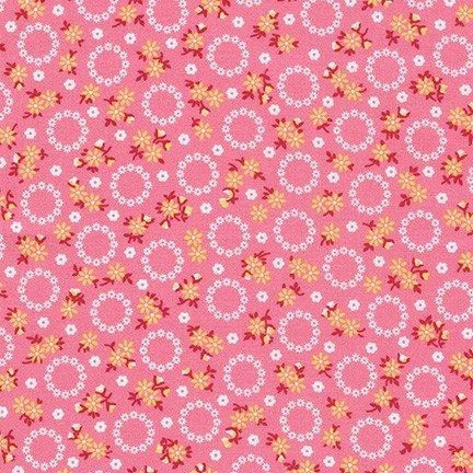 Darlene's Favorites Floral Wreaths Pink