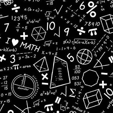 Stem Squad Math Black