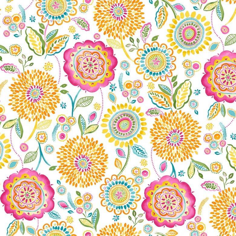 Happy Day Floral Wonderland Multi