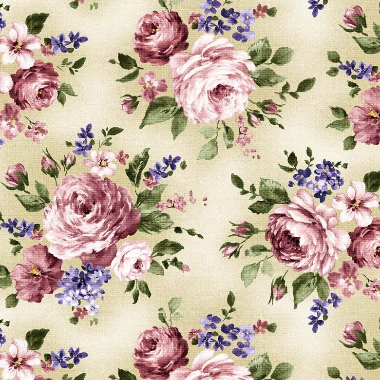 Fragrant Roses Rose Bouquet Beige