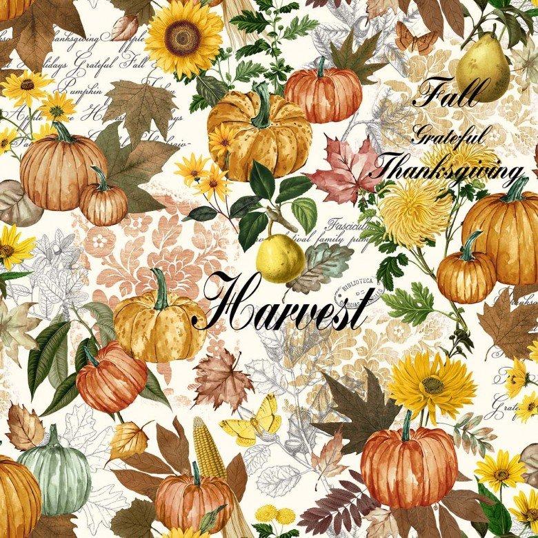 Grateful Harvest Festival Ochre