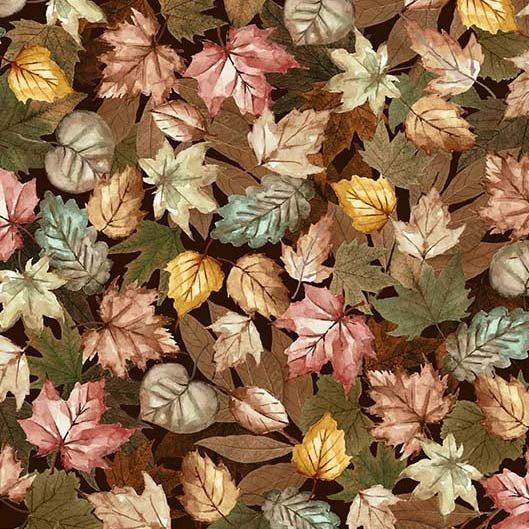 Grateful Harvest Rustling Leaves Taupe