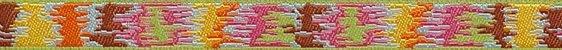 Ribbon - Mini Ikat by Dena Designs 3/8
