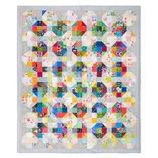 Tufted Complete Quilt Pattern (Mini, Throw, Twin, Queen & King sizes)
