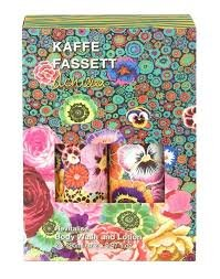 Kaffe Fassett Achillea Revitalise Body Wash & Body Lotion 2 X 295ml