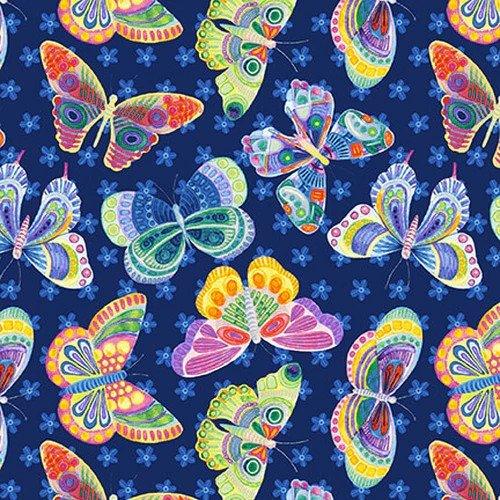 Wonderland Butterfly Ditsy