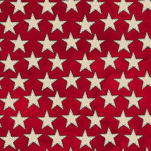 American Honor Stars Red - COMING SOON