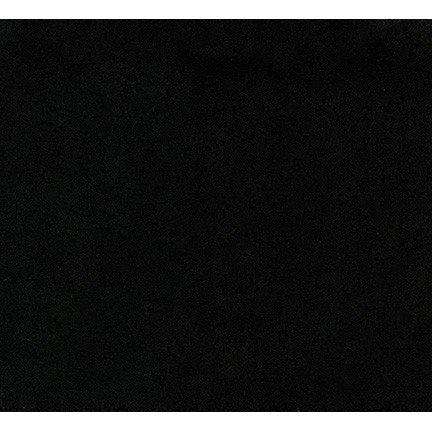 Flannel Solids Black