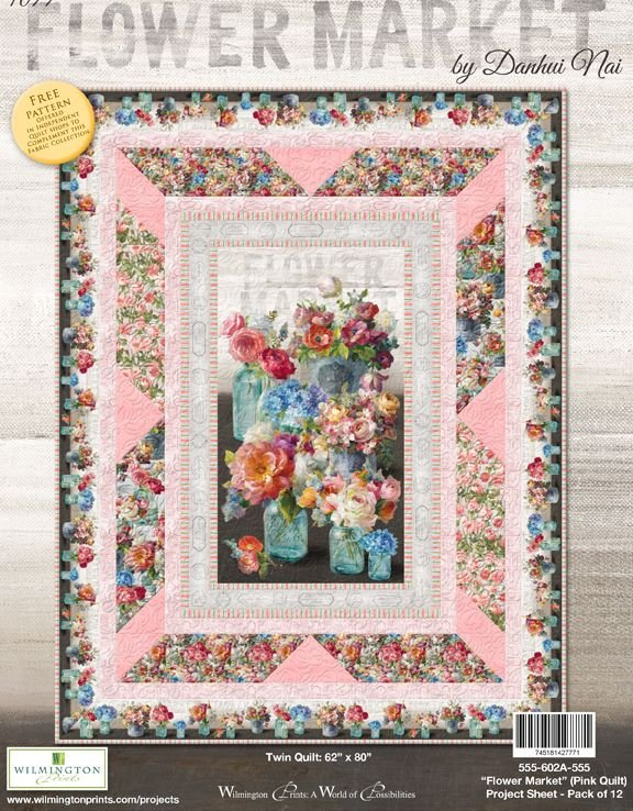 Flower Market Kit - PINK