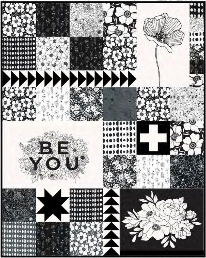 Illustrated Squares Kit (57x71)