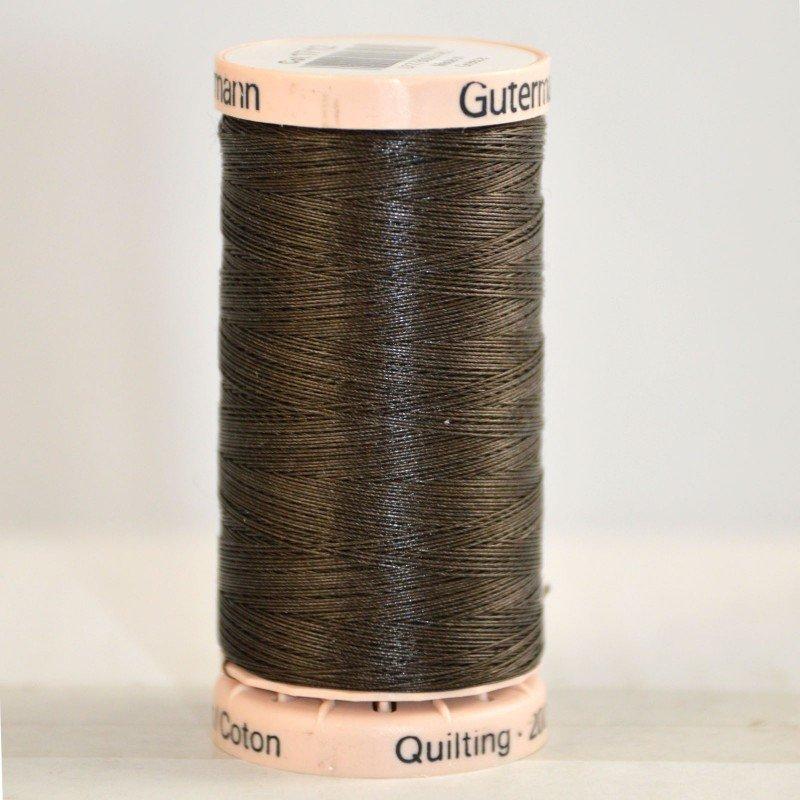 Gutermann Hand Quilting Thread 1712 Chocolate