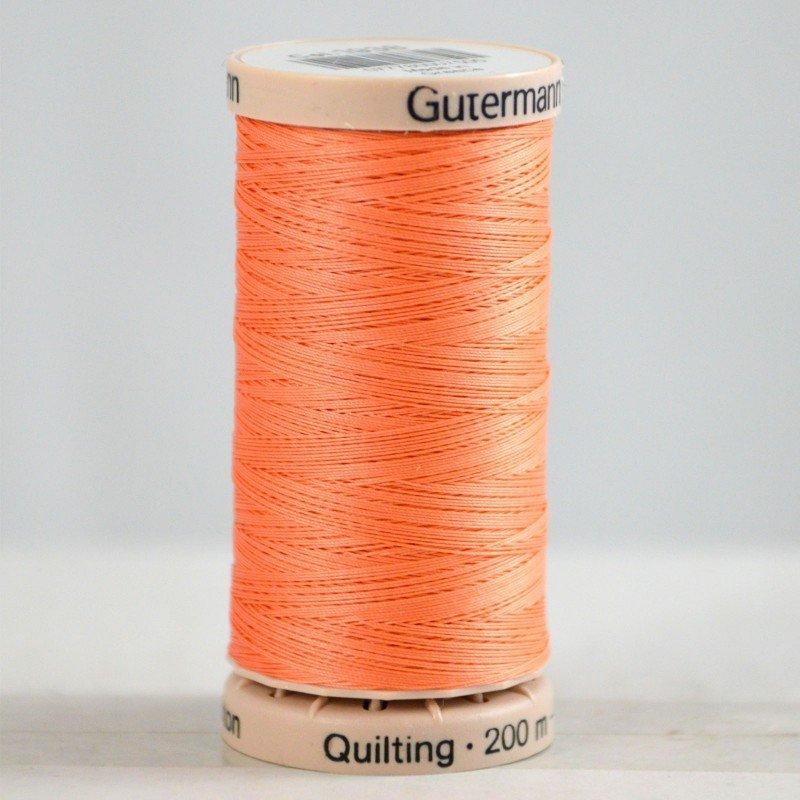 Gutermann Hand Quilting Thread 1938 Peach