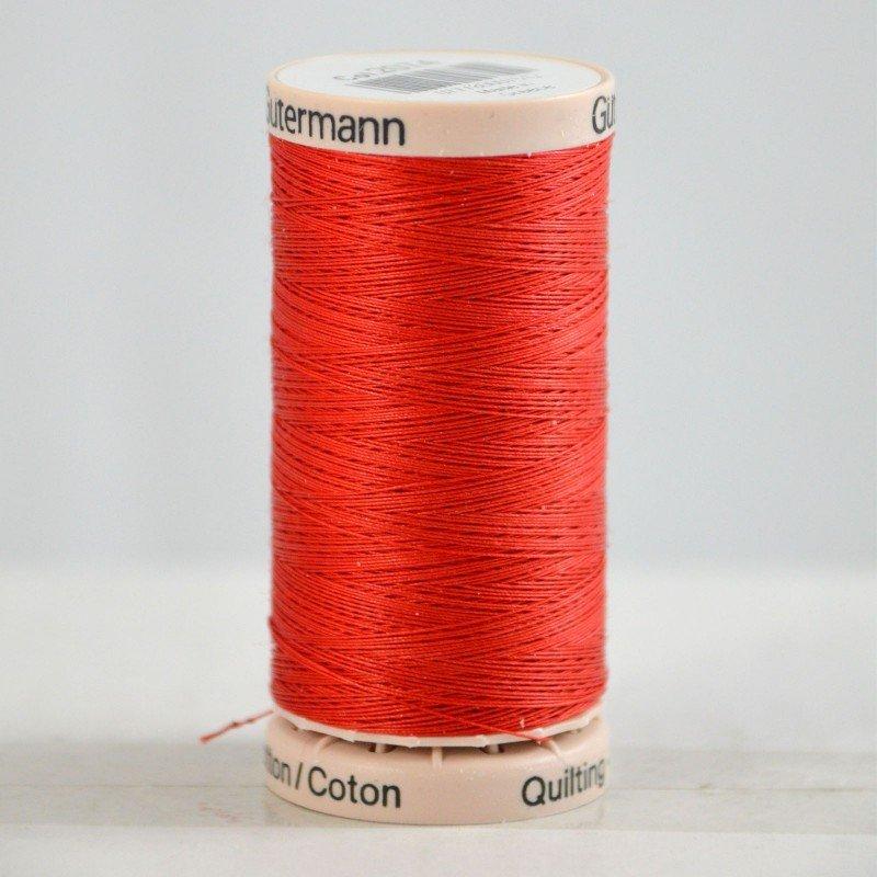 Gutermann Hand Quilting Thread 2074 Red