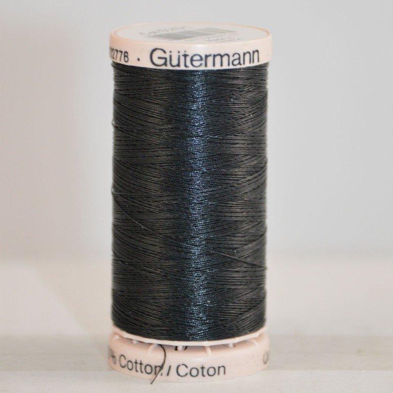 Gutermann Hand Quilting Thread 5201 Black