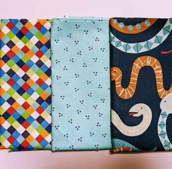 3 Yard Quilt Kit - Hisses & Kisses