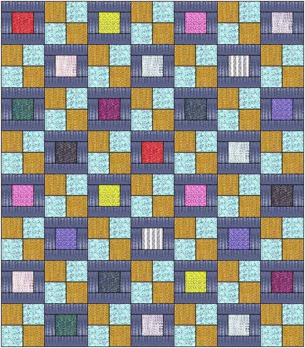 Hopscotch Pop! Kit (63x72)
