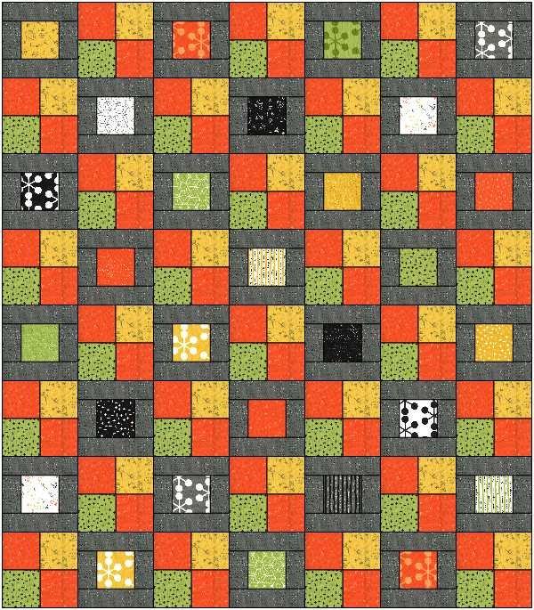 Hopscotch Quotation Kit (63x72)