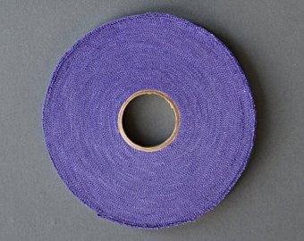 Chenille It 3/8 bias tape Purple