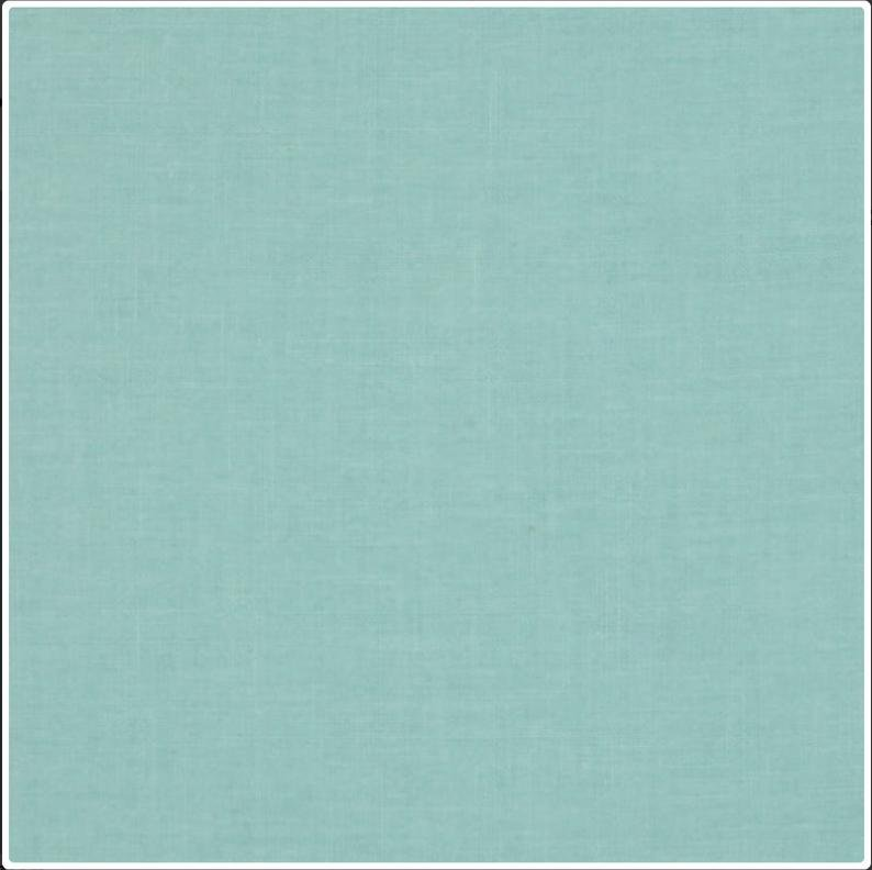 Cotton Couture - Aqua