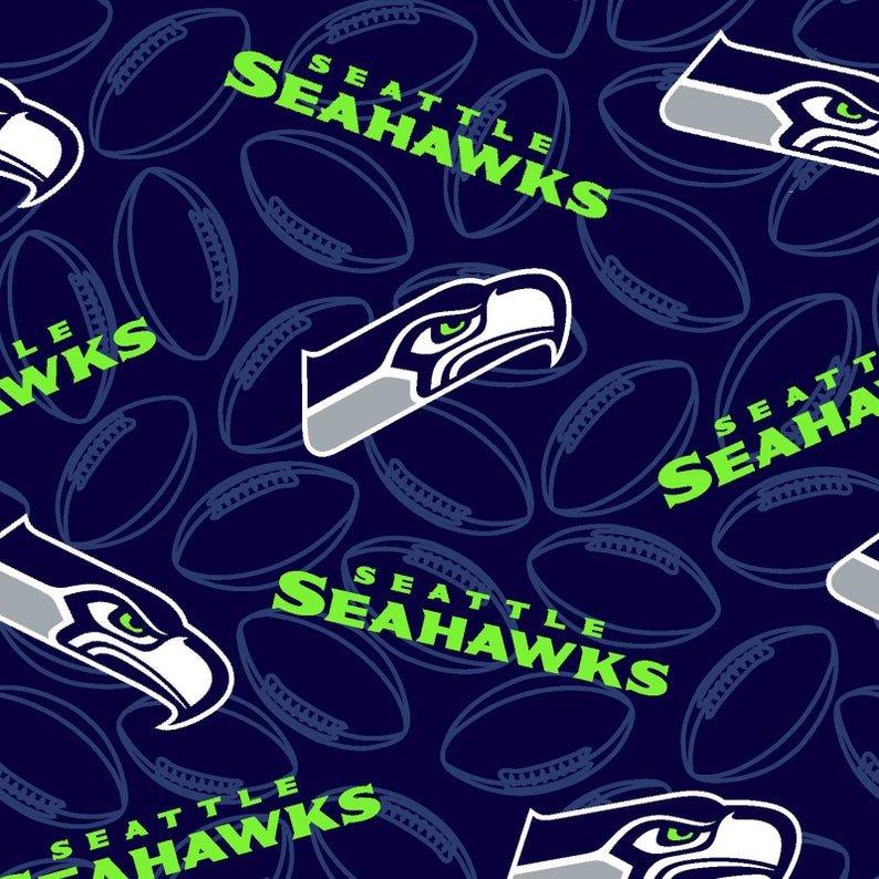 Seahawks NFL 2019 - Blue