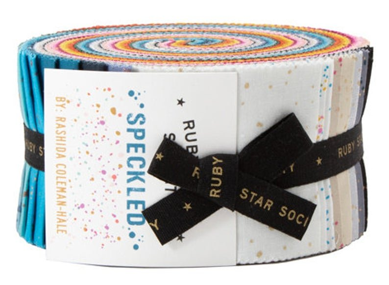 Speckled Jelly Roll (40 pcs)