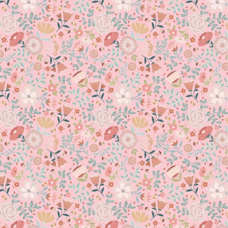 Goose Creek Garden Wildflower Pink