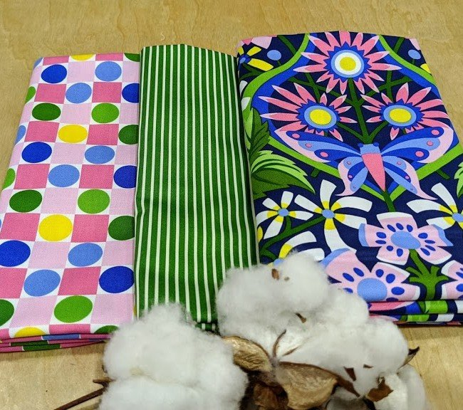 3 Yard Quilt Kit (FABRIC ONLY) - Spring Fever