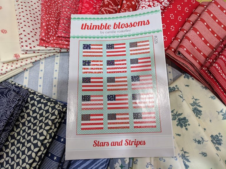 Stars and Stripes Kit v.2 (56x71)
