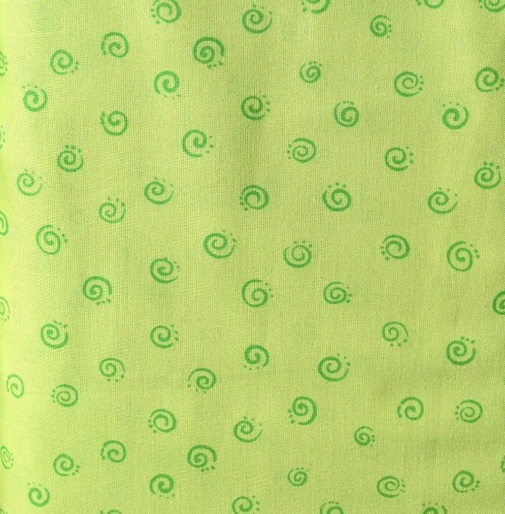 Susybee Squiggle Light Green