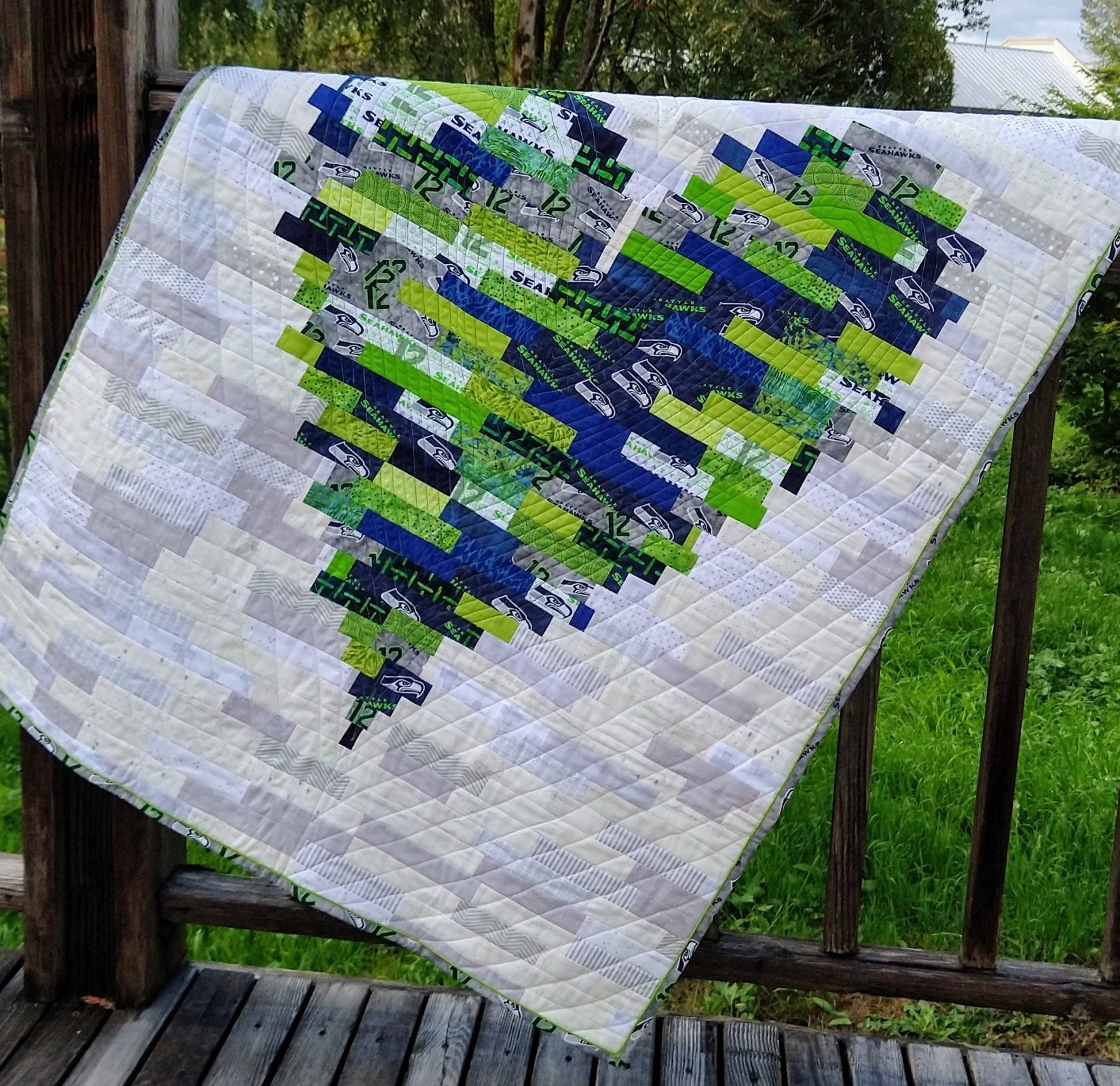 Seahawks Heart Kit v.3 (74x90)