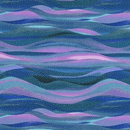 In The Moonlight Waves Lilac