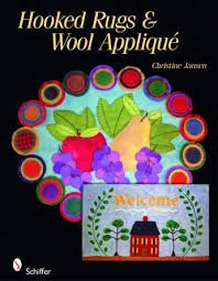 Hooked Rugs & Wool Applique by Christine Jansen