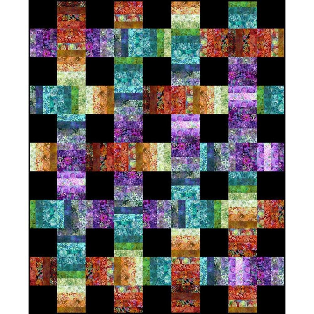 Floragraphix Strippy Weave Kit (72.5x88.5)