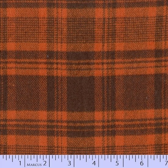 Primo Plaid Flannels: Harvest IV