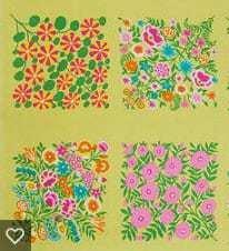 Field Bouquet - Primrose