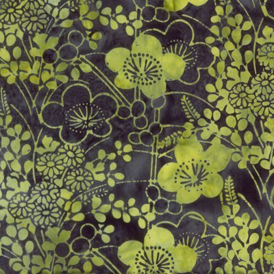 Batiks Bali Handpaints Keylime