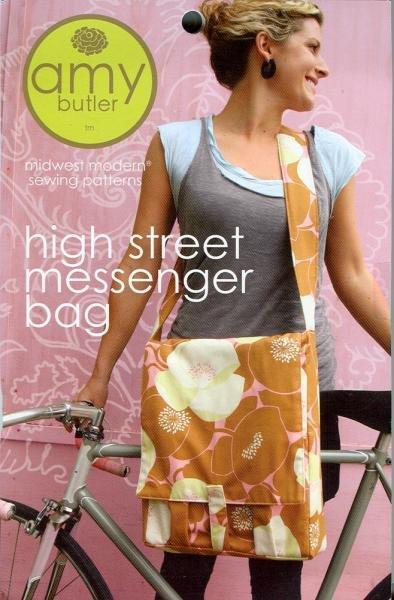 High St Messenger Bag