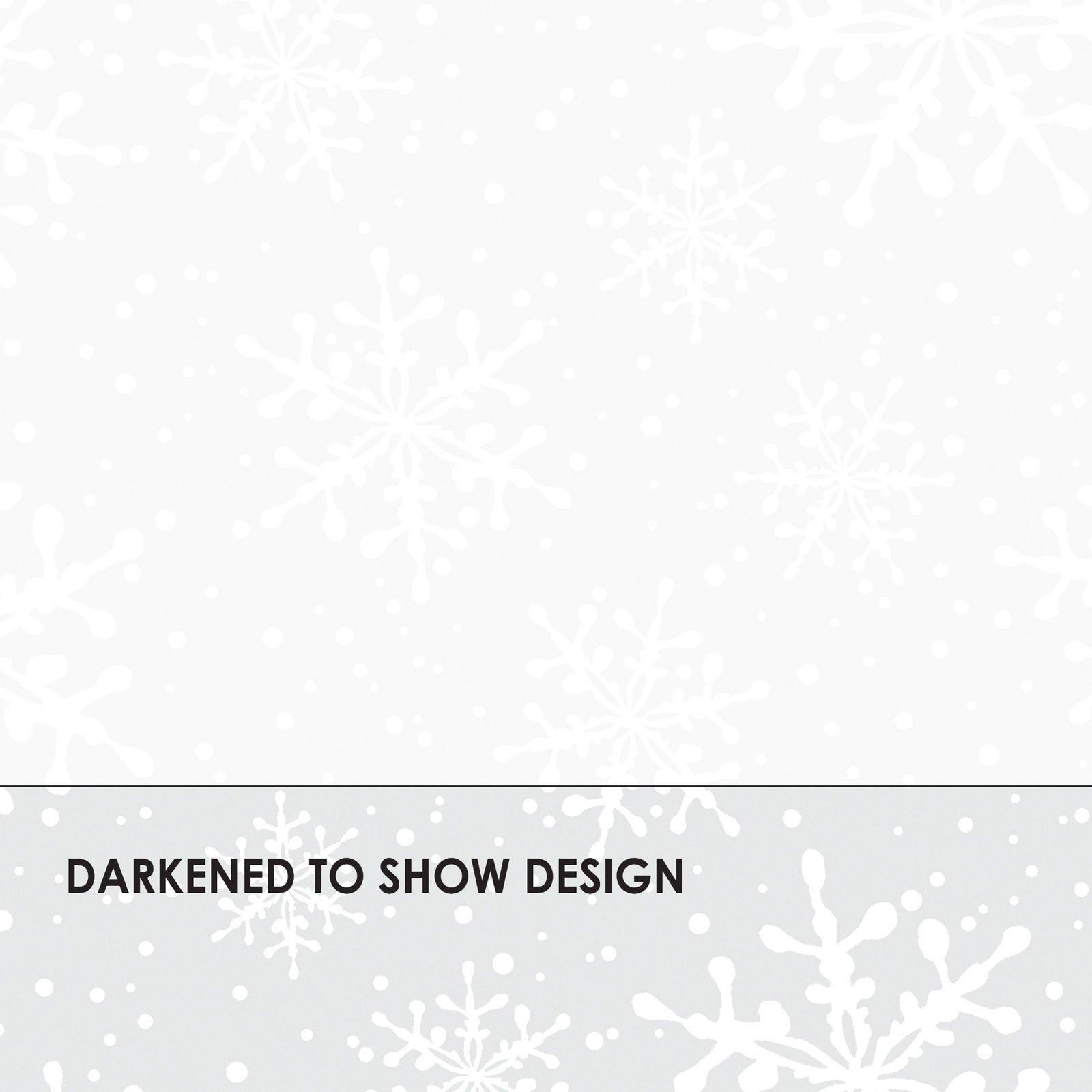 Solitaire Whites Snowflakes Ultra White