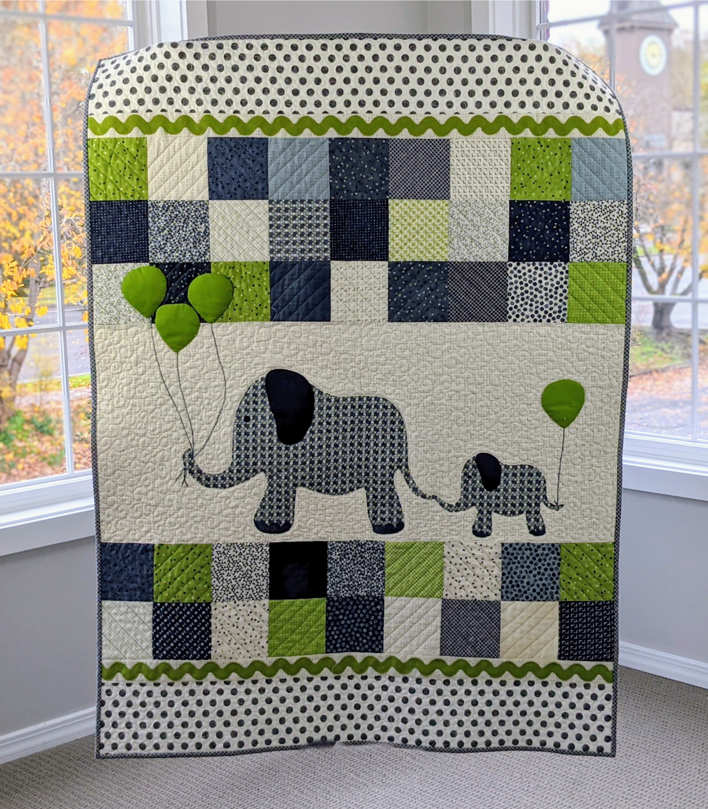 Mommy and Me Quilt Kit (40x52)