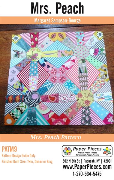 Mrs Peach with Acrylics