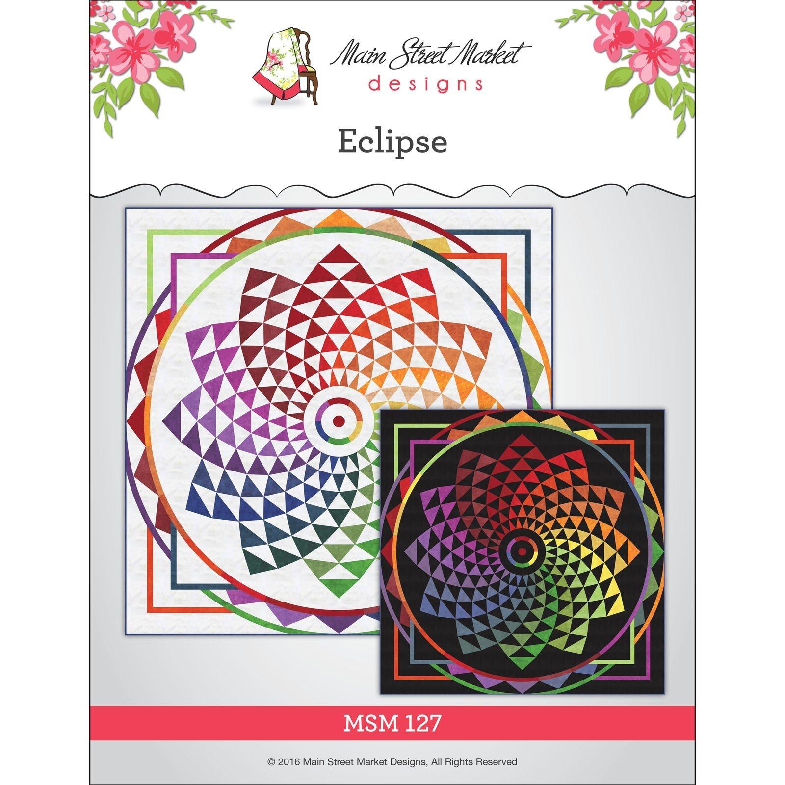 Eclipse Quilt Black Kit