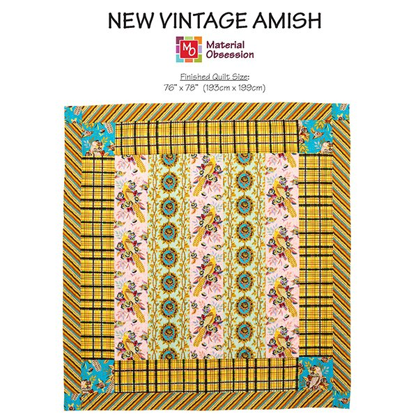 New Vintage Amish (76X78)