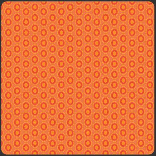 Oval Elements Tangerine Tango
